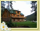 Summer at the Wilderness Gateway Bed & Breakfast